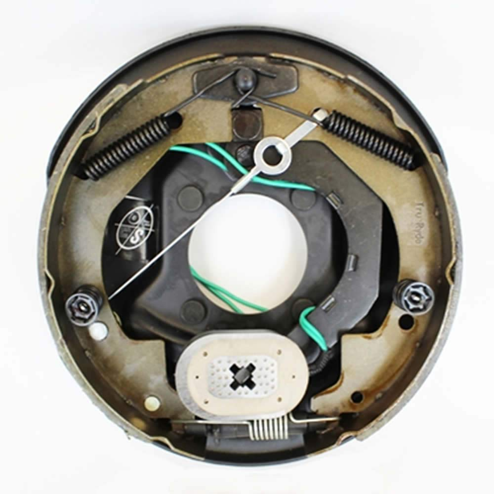 Southwest Wheel 10'' X 2-1/4'' Left Hand Self-Adjusting Trailer Electric Brake Assembly by Southwest Wheel