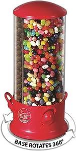 Handy Gourmet Cand Candy Dispenser, 5.75 x 12.00 x 5.75, Red