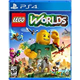 LEGO Worlds - PlayStation 4 - Standard Edition