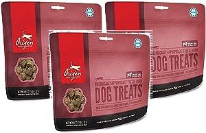Orijen 3 Pack of Freeze Dried Lamb Dog Treats, 3.25 Ounces Per Pack