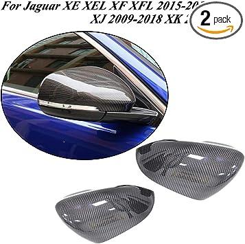 Pair Rear Bumper Trim Side Reflector Left Right for JAGUAR 2010-2017 XJ