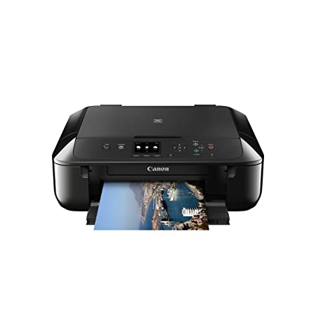 Canon PIXMA MG5750 - Impresora multifunción de Tinta - B/N 12.6 PPM, Color 9 PPM, Color Negro