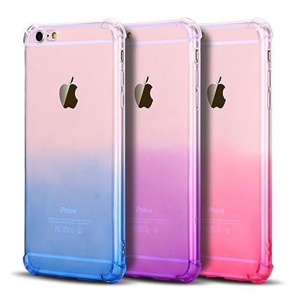 Anfire 3X Funda iPhone 6 / 6S Plus Silicona Carcasa ...