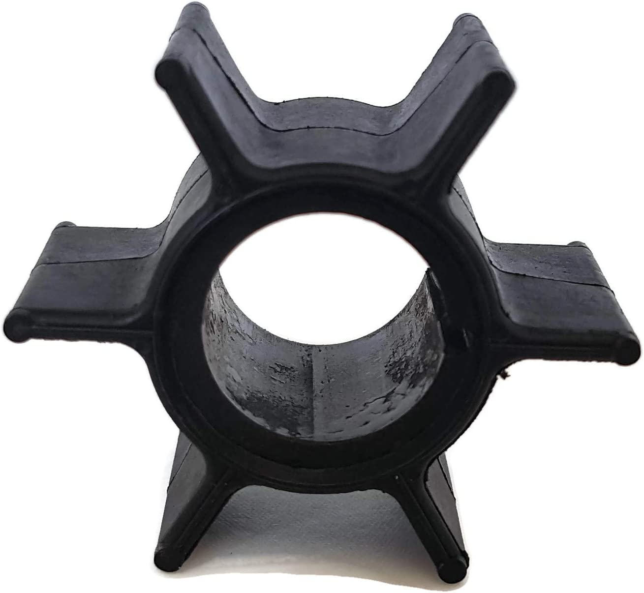 Yamadura Boat Motor Water Pump Impeller 345-65021-0 47-16154-1 345-65021-0M Outboard Motor for Tohatsu Nissan Outboard 25HP 30HP 35HP 40HP Sierra Marine 18-8923 Boat Engine