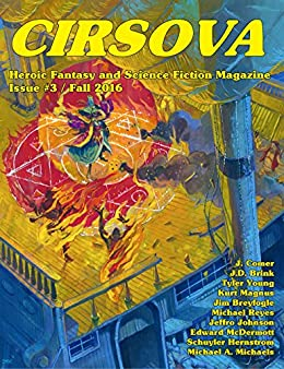 Image result for Cirsova #3 : Heroic Fantasy and Science Fiction Magazine