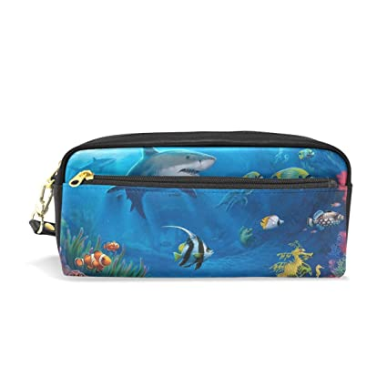 Personalizable Ocean World SES - Estuche para bolígrafos ...