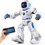 Ruko Smart Robots for Kids, Large Programmable Interactive RC Robot with Voice Control, APP Control, Present for 4 5 6 7 8 9
