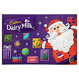 Cadburys Chocolate Calender
