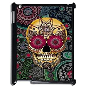 Skull DIY Phone Case for iPadair LMc-09035 at LaiMc