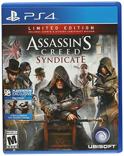 Assassins Creed: Syndicate Limited Edition- Playstation 4