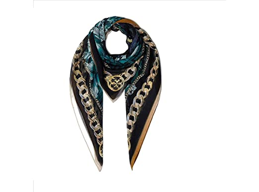 Guess - Foulard Jungle Imprimé Multicolore (TU)  Amazon.fr ... e9926e403b0