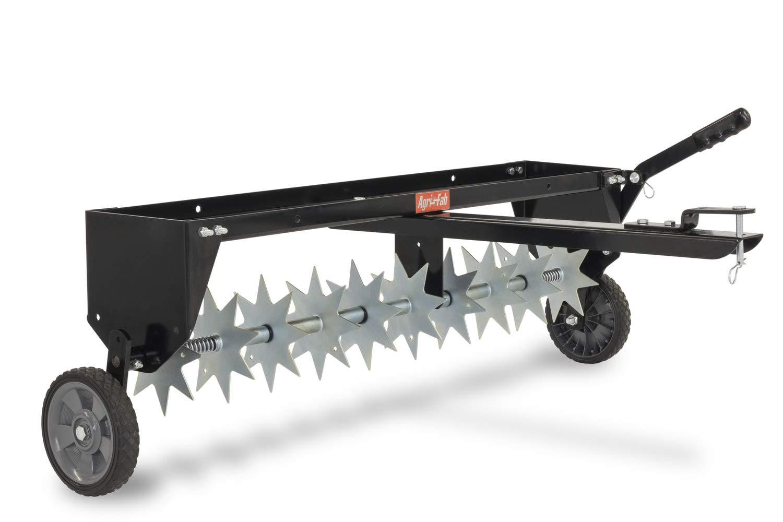 Agri-Fab 45-0544 40'' Spike Aerator, Black by Agri-Fab