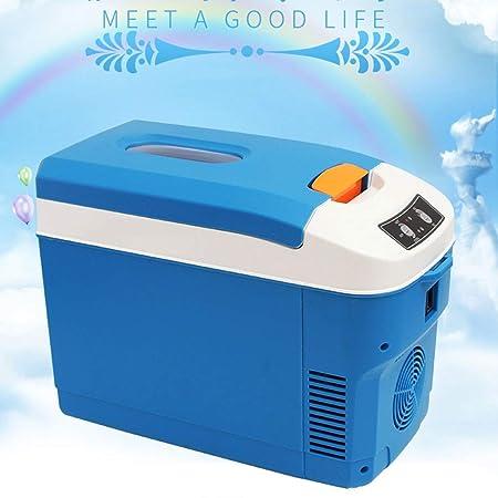 WERT 10L Mini Refrigerador Y Calentador Portátil De Coche Doble ...