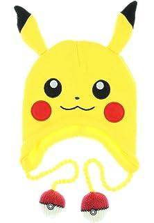 Amazon.com: Rubies Pokemon Girl Pikachu Costume Dress, Large ...