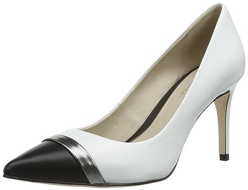 Zapatos Cuero Para Linden De Tacón 1 Et Tahari Elie 101951 rodCBxe