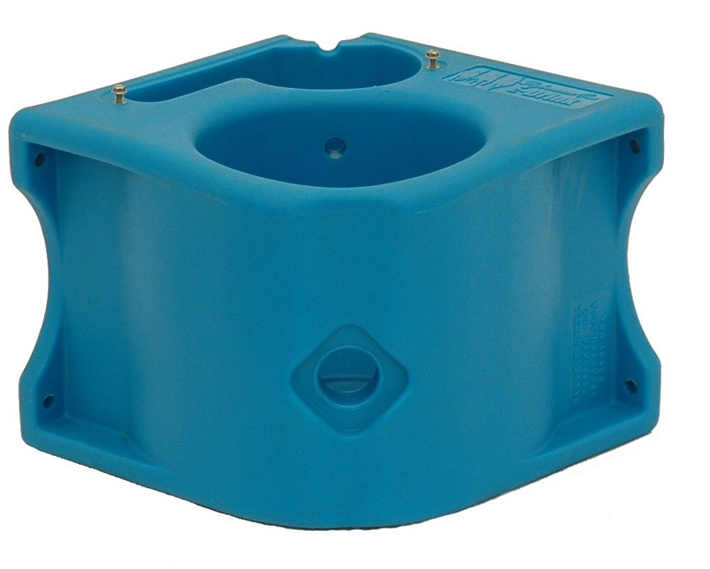 Brower MPO1BN Performance One Unheated Box Stall Drinker, Blue