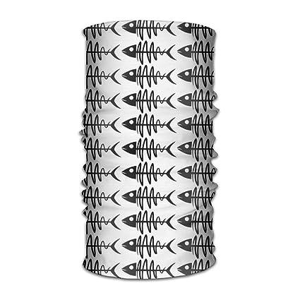 OHMYCOLOR - Pecera con Forma de Calavera, Unisex, para la Cabeza, el Cuello