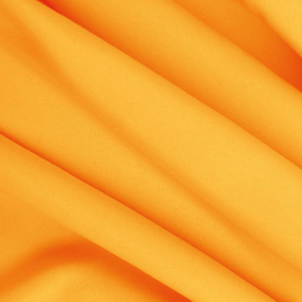 Bestlivings Schwangerschaftskissen Seitenschl/äferkissen Kissenbezug F/üllkissen ca. 40x120cm // gelb - Sonnengelb erholend anschmiegsam in vielen erh/ältlich
