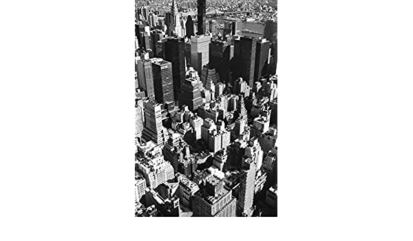 JP London SPMURLT0031 Prepasted Removable Wall Mural New York City Swingers Building Skyline at 2 Wide by 3 High