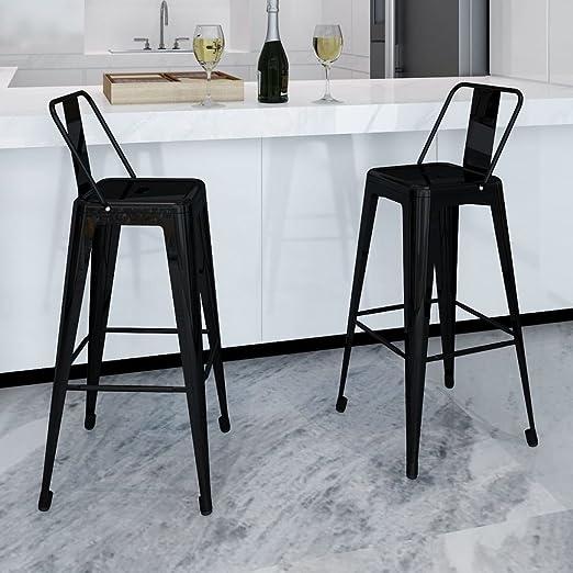 Luckyfu - Taburetes de bar y mesa para muebles de diseño moderno ...