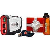 Bushnell Tour V4 Shift Golf Laser Rangefinder Patriot Pack Gift Set