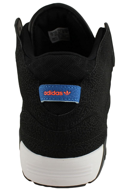 new style 8345d 402df Amazon.com  adidas Court Blaze LQC (BlackCrayon Bluewarnin)  Fashion  Sneakers