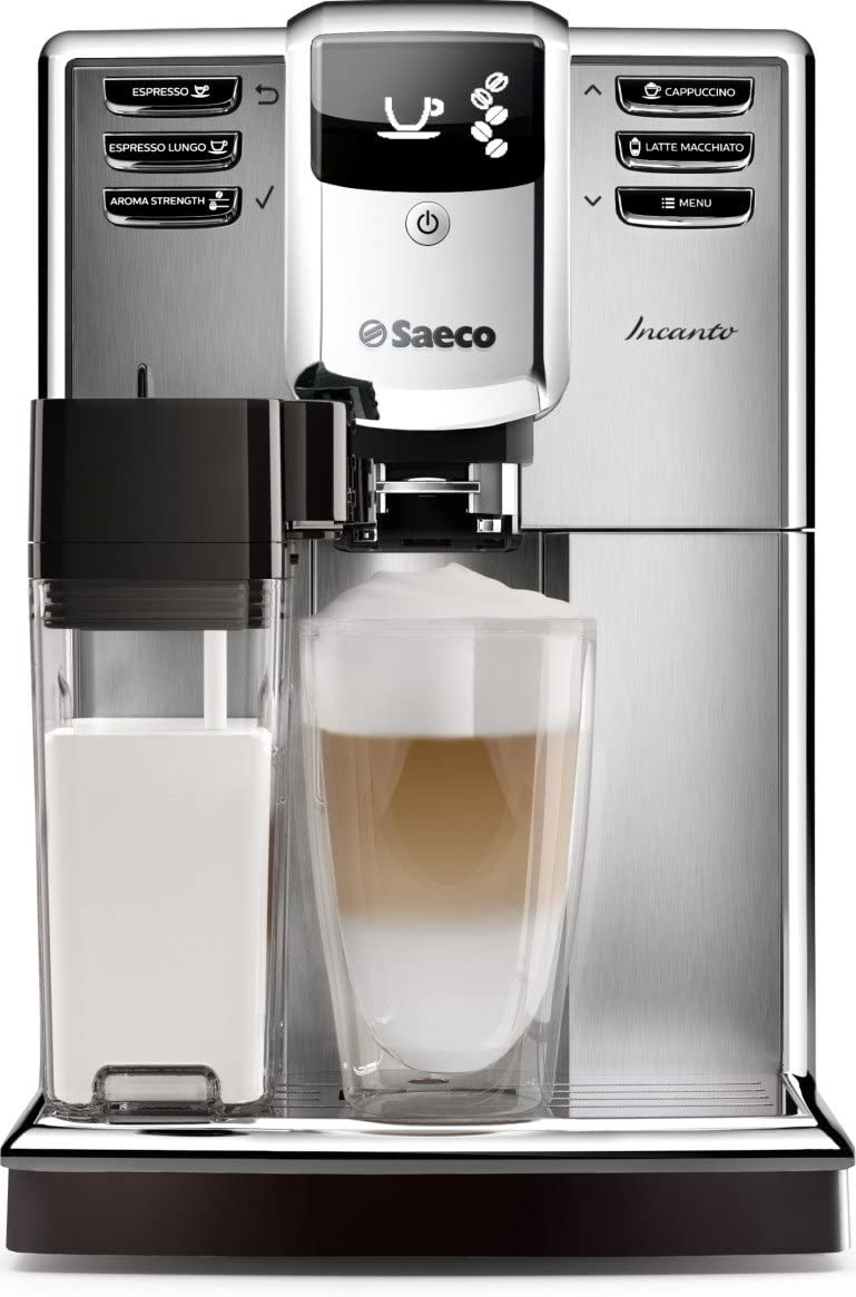 Amazon.com: Saeco HD8917/48 Incanto - Máquina de café ...