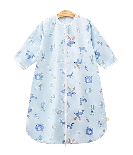 chils uessy Niños Pequeños Traje de verano Dormir Extra agradable algodón para bebé de 0 –