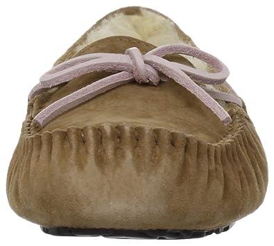 UGG Zapatillas de Estar por casa Dakota Tabaco EU 41 (US 10): Amazon.es: Zapatos y complementos
