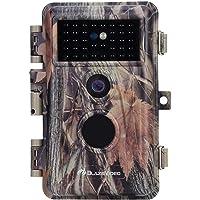 BlazeVideo Cámara de Caza 20MP 1080P IP66 Impermeable Visión Nocturna para Cazar Wild World Research
