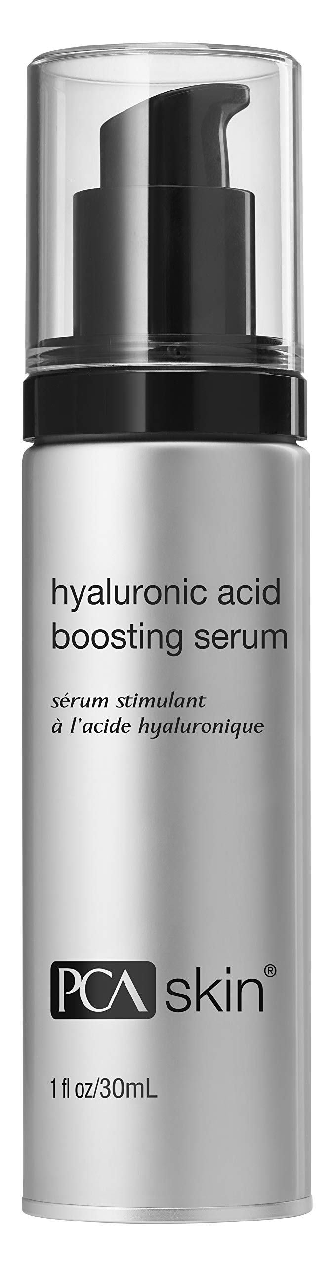 PCA SKIN Hyaluronic Acid Boosting Serum, Anti Aging & Moisturizing Treatment with Niacinamide, 1 fluid ounce by PCA SKIN