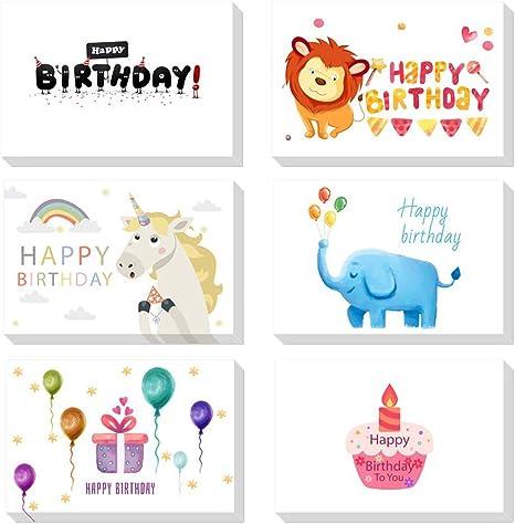 Amazon.com: Magic Ants Tarjeta de felicitación de cumpleaños ...