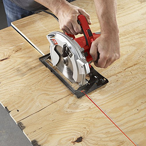 SKIL 5280-01 15-Amp 7-1/4-Inch Circular Saw with Single Beam Laser Guide by Skil (Image #7)