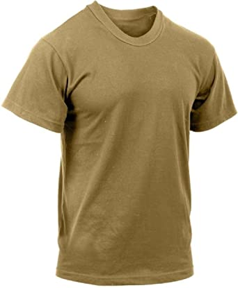 Amazon.com  Coyote Brown Tactical Military Police Short Sleeve 100 ... 4ab944ca5d
