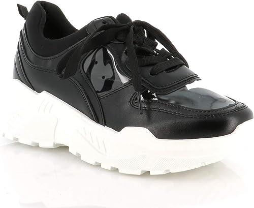 Baskets mode   Nike Homme Air Max Oketo AQ2236 Sneakers de Hombre Noir — CJ Oilfield