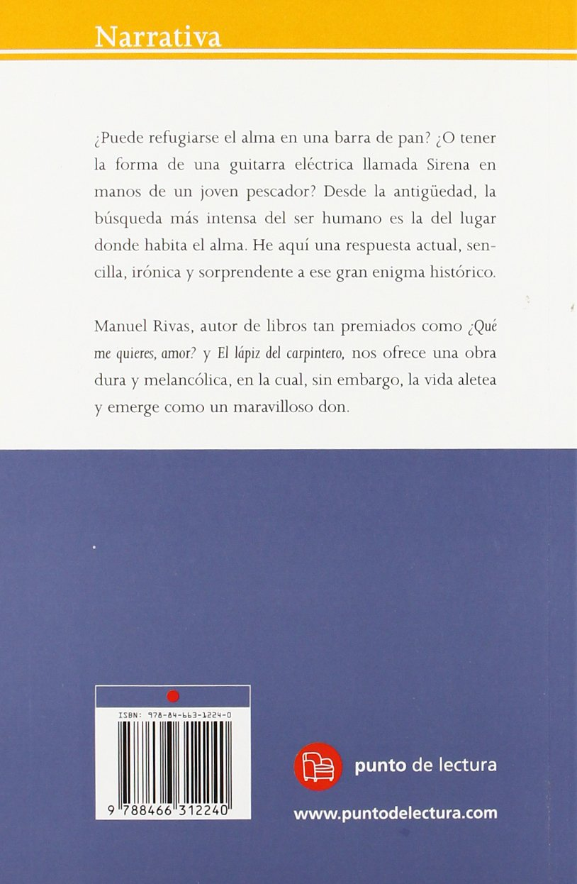 Ella, maldita alma (Narrativa (Punto de Lectura)) (Spanish Edition): Manuel Rivas: 9788466312240: Amazon.com: Books