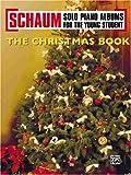 Christmas Book Schaum, Schaum, John W., 076923741X