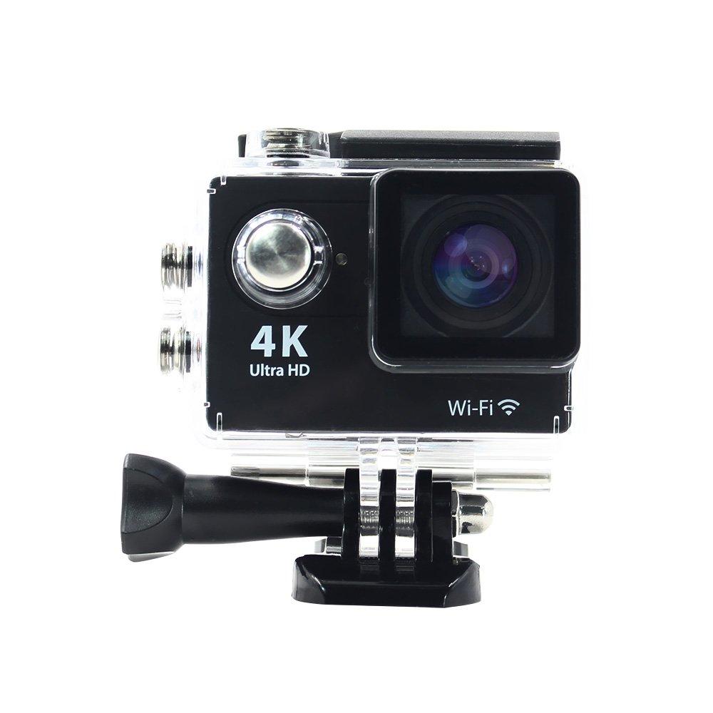 H9 5,08 cm Lcd DareTang 170 degree 6 G Ultra gran angular 4 K Ultra HD cámara deporte impermeable, Wi-Fi Remote Control