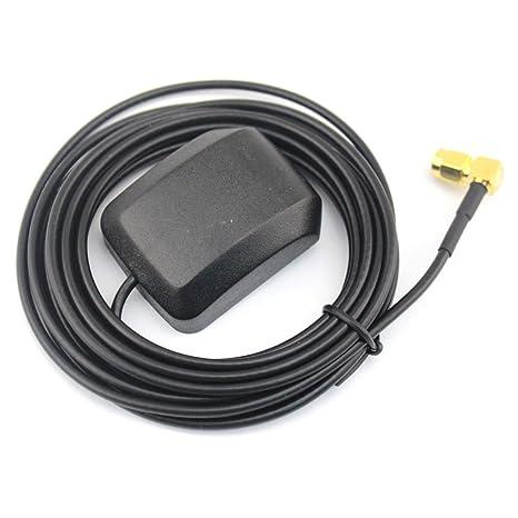 A de Sure GPS Antena SMA C Adaptador con 2 – 3 M SMA Antena GPS