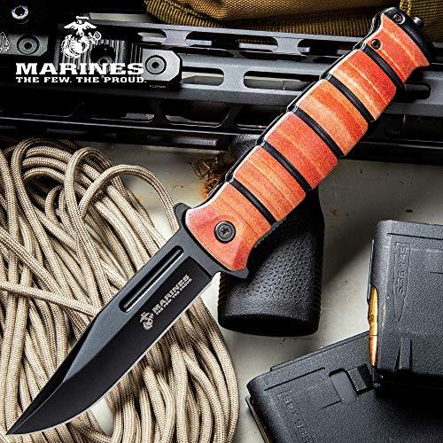 United Cutlery USMC Combat Fighter Pocket Knife