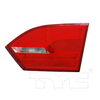 TYC 17-0323-00-1 Compatible with Volkswagen Jetta Replacement Reflex Reflector: Automotive