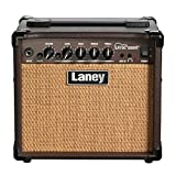 Laney LA15C LA Series Compact Acoustic Guitar Practice Amplifier with Chorus