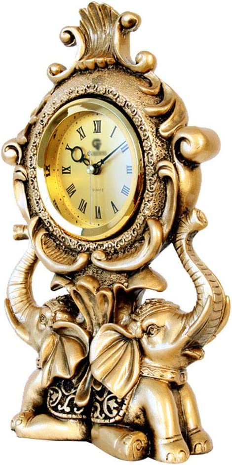 Yang baby Reloj de Alarma silencioso, Reloj de Mesa Antiguo ...