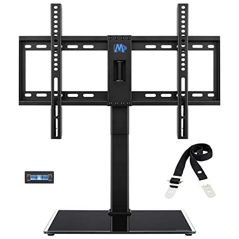 Amazon Com Mounting Dream Universal Tv Stand Swivel Table Top Tv