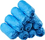 Dssiy 100 Pack Disposable Hygienic Boot & Shoe Covers 100 pack(50