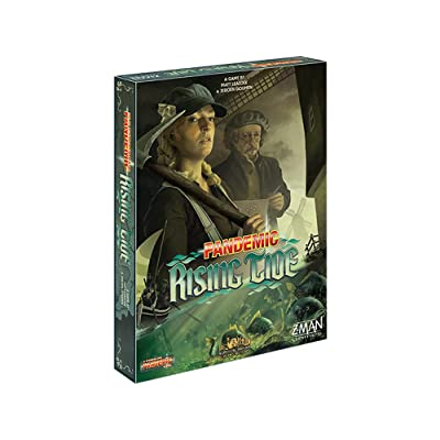 Pandemic: Rising Tide: Toys & Games