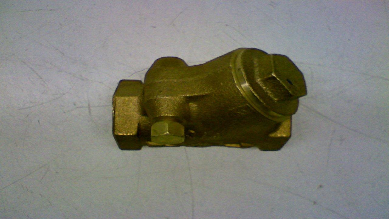 125 S 200 Cwp Bronze Flow Check Valve 3//4 125 S 200 Cwp