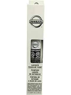 2013 For Nissan Leaf KH3 Black Obsidian Paint Pen /& Clearcoat