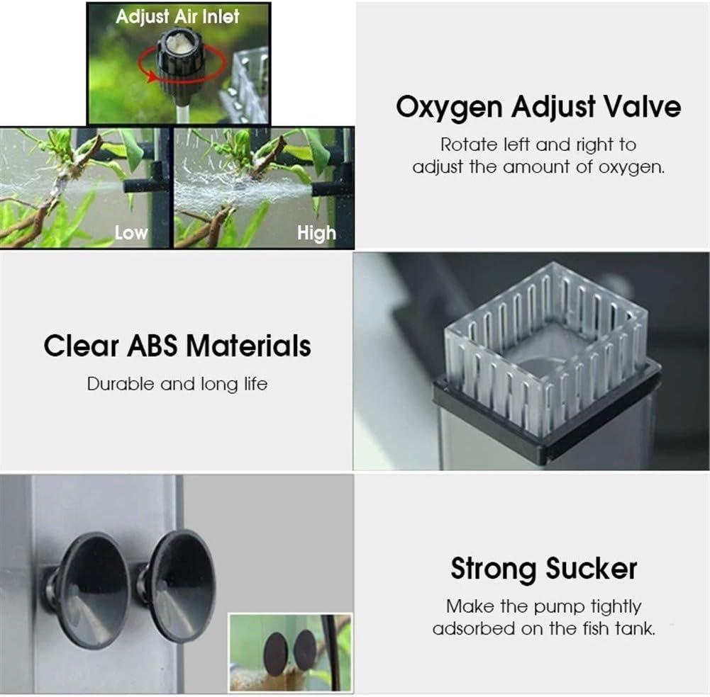 Bomba de agua sumergible Acuario proteína de la superficie ...