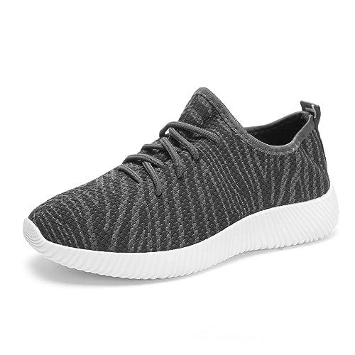 Hawkwell Gimnasia Ligero Sneakers Zapatillas de Deporte de Running para  Mujer  Amazon.es  Zapatos y complementos 93374d91abf6b